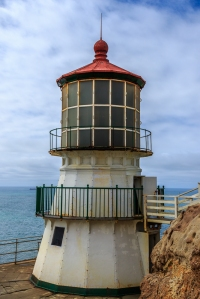 Old Pt. Reyes Lighthouse