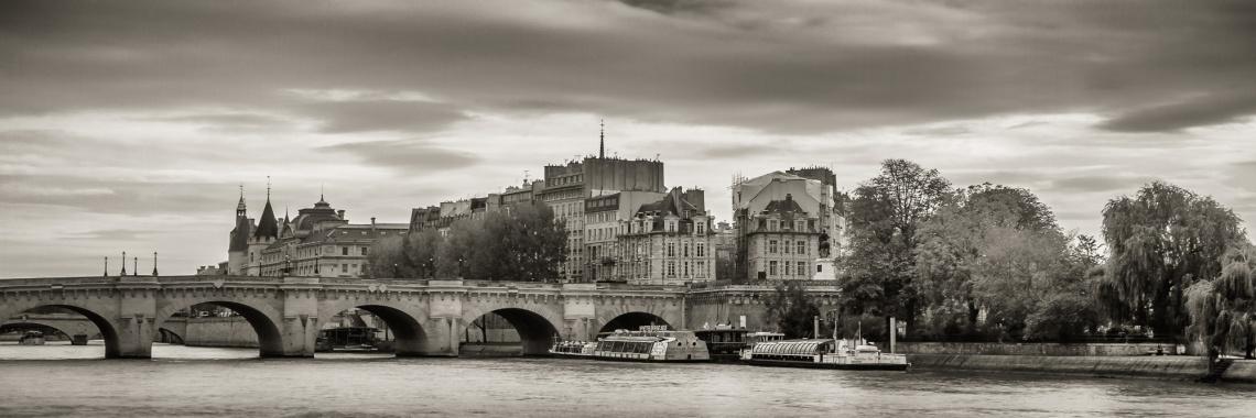 Pont Neuf and Ile de la Cite