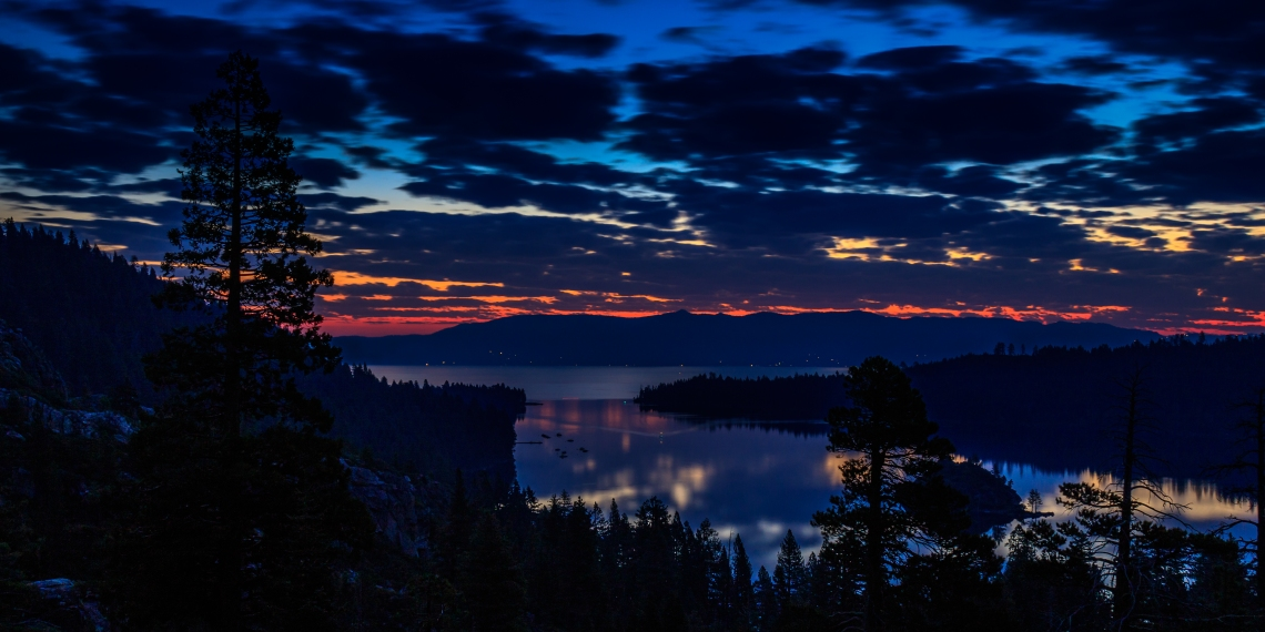 Emerald Bay as