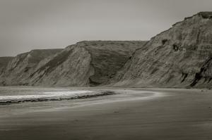 Cliffs of Drakes Beach