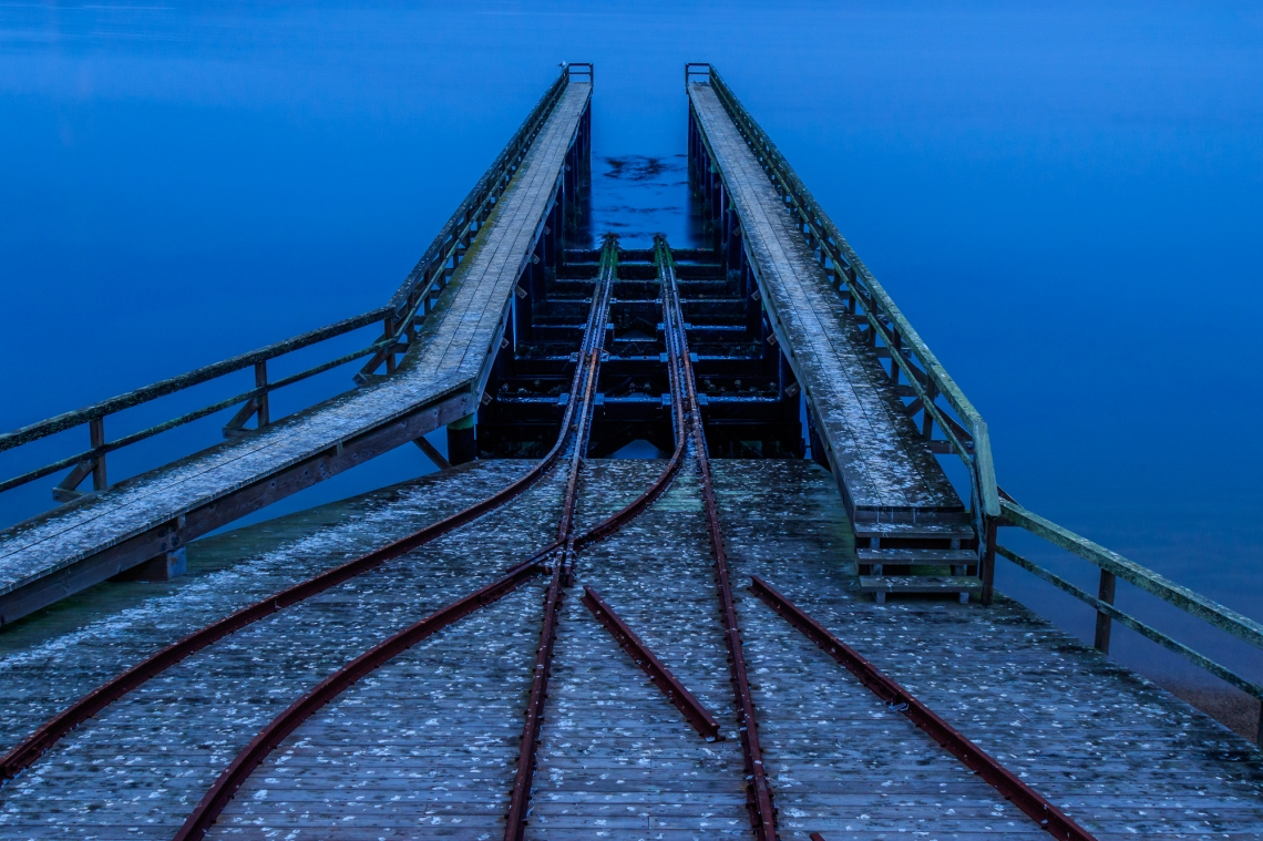 Historic Lifeboat Station Launch Ramp